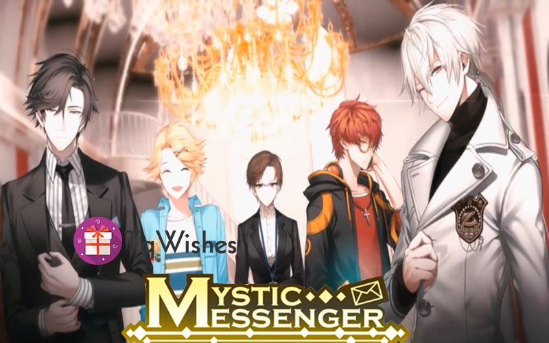 Mystic Messenger games like huniepop
