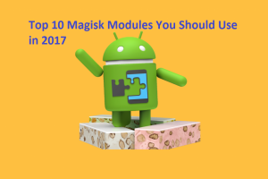 Magisk Modules