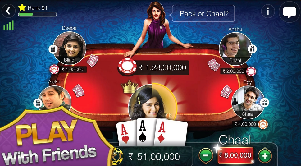 Teen Patti Gold Mod APK Free Download 1