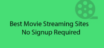 Free movie streaming without sign up