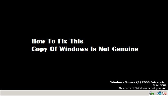 How-To-Fix-This-copy-of-windows