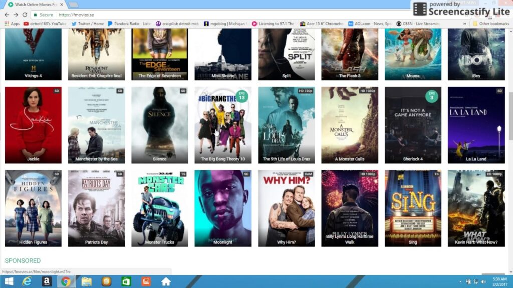 sites like 123movies Fmovies