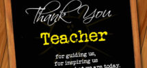 Wishes for Teachers