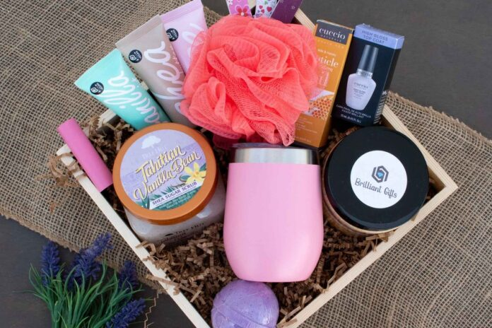 Spa Gift Baskets For Her    Spa Gifts For Women