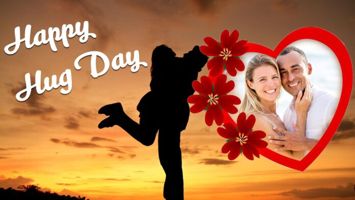 A lot of care, affection, and protection with Hug Day Gifts Online