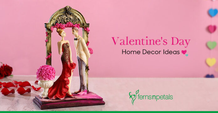 How to Create a Romantic Home Decor Set up?