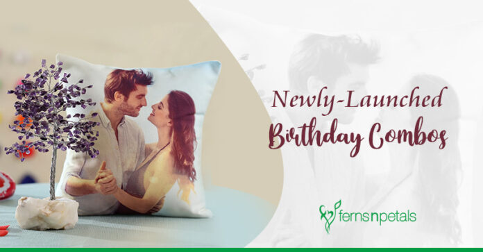 Newly-Launched Birthday Combos