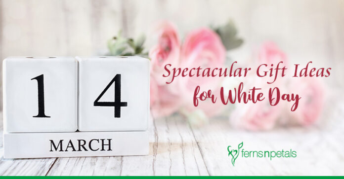6 Spectacular Gift Ideas for White Day