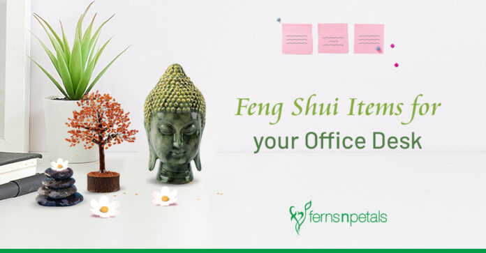 Feng Shui Guide to Organize your Work Desk